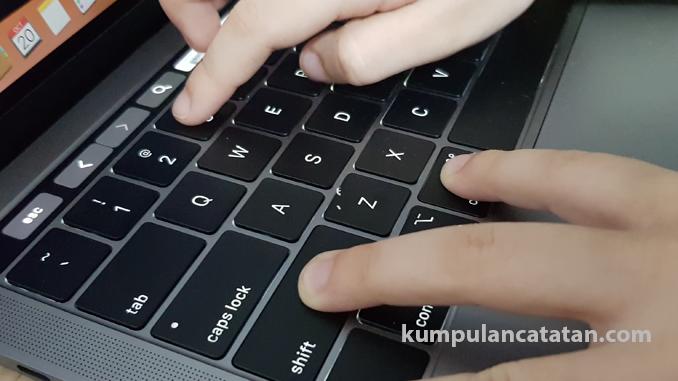 Cara Mengambil Screenshot di Macbook